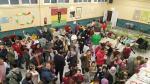 La Navidad en el colegio Jerónimo Zurita de Zaragoza