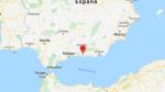 La patera ha sido rescatada a 35 millas de Motril (Granada).