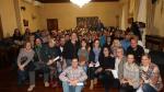 Reparto de papeles para Las Bodas de Isabel en el Ayuntamiento de Teruel.