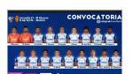 Los 18 convocados por Víctor Fernández para el partido Huesca-Real Zaragoza de este domingo en El Alcoraz, a las 16.00.