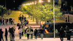 La agresión se produjo en un taxi tras abandonar el recinto ferial de Valdespartera