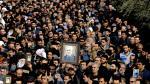 Manifestación en Teherán