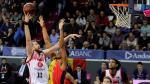 Partido de la decimosexta jornada de la Liga Endesa entre el Morabanc Andorra y el Casademont Zaragoza