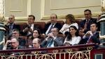Lambán y otros dos presidentes, únicos que no asisten a respaldar a Pedro Sánchez