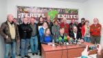 Teruel Existe expone lo pactado en el acuerdo de investidura/2020-01-08/ Foto: Jorge Escudero [[[FOTOGRAFOS]]]