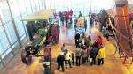 El museo Aquagraria, de Ejea de los Caballeros, organiza numerosas actividades a lo largo del año.