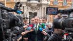 El consejero andaluz de la Presidencia, Elías Bendodo, defendió este viernes la aplicación del pin parental.