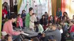 El Espacio Bebé ha ofrecido talleres y espectáculos para los niños de hasta 3 años