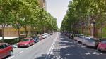 Uno de los accidentes ha tenido lugar en la calle Adolfo Aznar de Zaragoza.