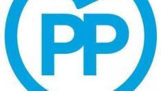 Logo del PP.