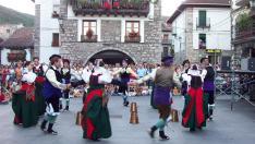 El Grupo La Val d'Echo en una edición anterior del festival PIR.
