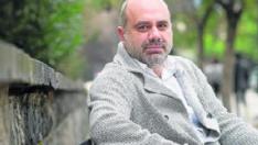 El sociólogo Pau Marí-Klose, en el campus zaragozano.