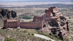 Desde el castillo de Peracense se divisan espectaculares vistas