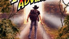 Cartel Indiana's Adventure, de Hollywood Escape.
