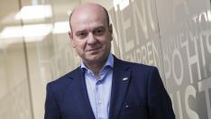 Santiago Morón, cabeza de lista de Vox en las próximas autonómicas.