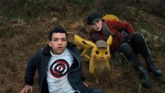 FOtograma de 'Detective Pikachu'.