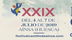 Slider Festival Castillo de Aínsa.