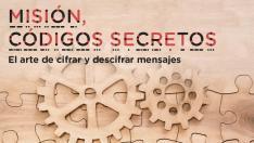 Cartel códigos secretos, Caixaforum