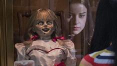 Fotograma de 'Annabelle vuelve a casa'.