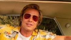 Brad Pitt en 'Érase una vez... en Hollywood'