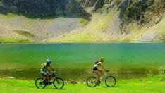 Ruta el Verde por el Alto Gállego