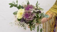 Premio ramo de la Ofrenda de Flores.