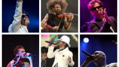 Artistas confirmados para el Vive Latino