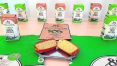 La empresa oscense Harineras Villamayor presentó su nueva harina ecológica.