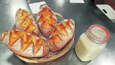 Pan de Ordesa elaborado por Panishop con Masa Madre de Cultivo Rébola.