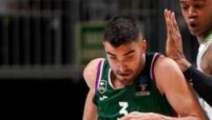 Jaime Fernández, jugador del Unicaja de Málaga, será una de las estrellas que juegue en la Copa del Rey de baloncesto.