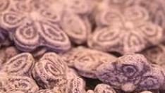 Caramelos de La Violeta.