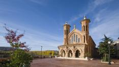 Iglesia del Salvador de Villaspesa.