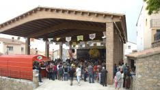 El escenario inaugurado hace dos años volverá a acoger las actuaciones principales.
