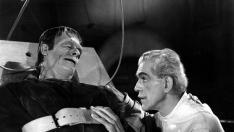 Fotograma de 'La novia de Frankenstein' (1935)