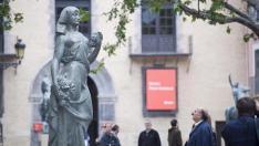 El museo Pablo Gargallo abre sus puertas por el Día Internacional de los Museos.