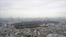 Vista aérea de Tokio