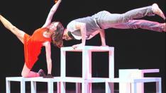 Imagen de la obra 'Son recuerdos' de la compañía Alodeyá, este fin de semana en Teatro Arbolé.