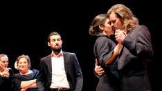 Teatro del Alma representa 'Bodas de sangre' en el Teatro Principal.