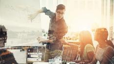 Liderazgo, emprendimiento y trabajo en equipo
