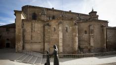 Catedral de Barbastro.