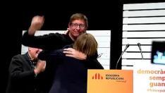 Carles Mundó protagoniza el inicio de campaña de Esquerra el mismo día que sale de la cárcel