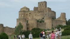 Loarre es uno de los principales enclaves turísticos de la Hoya de Huesca.