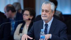 """Griñán declara en el juicio que """"nunca"""" conoció el programa con el que se pagaban las ayudas de los ERE"""