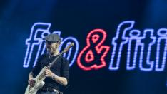 Imágenes del concierto de Fito y Fitipaldis en Zaragoza