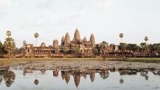 Los templos de Angkor Wat, en Camboya