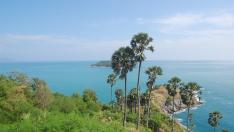Uno de los naufragios se ha producido en la isla de Phuket.