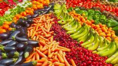 La comunidad científica y médica recomienda cinco piezas de fruta y verdura al día para cumplir con una dieta saludable.