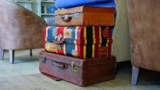 Las maletas fueron halladas durante el registro del camarote por un aviso de la policía de Reino Unido.