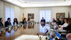 Reunión del Consejo de Ministros este viernes.