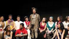 Imagen de un espectáculo de ediciones pasadas del ciclo '¡A escena!'.